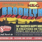 Sixpoint Brewery Tap-Takeover at Johnny Brenda's