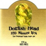 Dogfish Head 120 Minute IPA Makes Grand Return for 2014