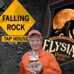 Pre-GABF Elysian Pumpkin Event At Falling Rock