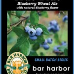 Bar Harbor True Blue Blueberry Ale