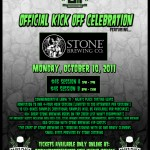 LA Beer Week 2011 – Official Kick Off Celebration Featuring Stone Brewing At Naja's Place