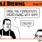 Trouble Brewing – Hop Overflow 1