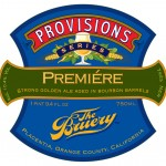 The Bruery Provisions Series: Premiére