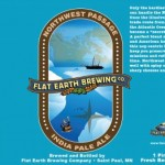 Flat Earth Northwest Passage IPA