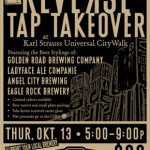 "Karl Strauss ""Reverse Tap Takeover"" Puts The Spotlight On LA Breweries"