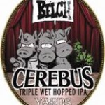 Percy Street BBQ Debuts Yards Cerebus Triple Wet Hop IPA
