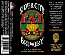 Silver City Fat Scotch Ale