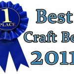 Nominees for Best Craft Beer of 2011