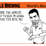 Trouble Brewing – Worlds Best Ticker
