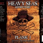 Heavy Seas Mutiny Fleet Plank I: Olde Style English Ale