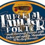 Cigar City Imperial Milk Porter – Stranahan's Whiskey Barrel Aged