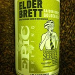Epic Brewing and Crooked Stave Release Collaboration Elder Brett