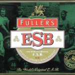 New Brew Thursday – Extra Special Bitter : Fullers Brewery