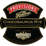 The Bruery Provisions – Chocosaurus Rye