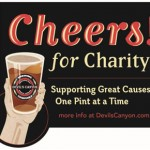 "Devil's Canyon Brewery ""Cheers! for Charity"""