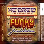 More Info on He'Brew's Funky Jewbelation Barrel Aged Blend