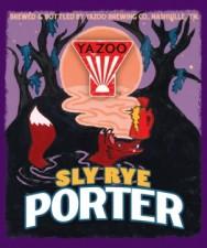 Yazoo Slye Rye Porter