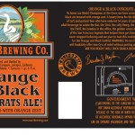 Marin Orange & Black Congrats Ale