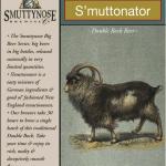 Smuttynose S'muttonator