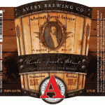 Avery Brewing Co. Releases Uncle Jacob's Stout April 7, 2012