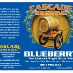 Cascade Brewing Releases Blueberry And Announces Sang Noir Bottling