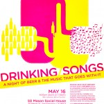 Dogfish Head Teams Up with Voicebox for 'Drinking/Songs'