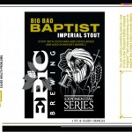 Epic Big Bad Baptist Returns This Fall