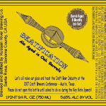 Russian River Beatification 2015 Release Details