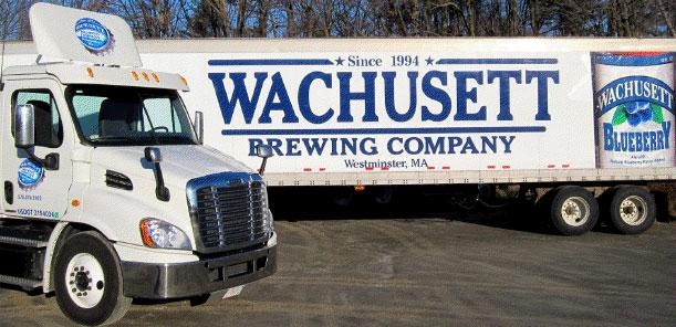 Wachusett Brewing Company (truck)