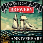 Ipswich Ale Brewery Releases 21st Anniversary Ale This Saturday