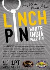 GF Founders Linchpin White IPA