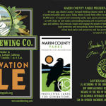 Marin Brewing Releases Preservation Ale