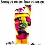 Portland Fruit Beer Festival June 9-10, 2012