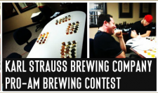 Karl Strauss Pro Am Home Brewing Contest