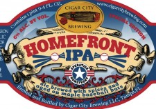 Cigar City Homefront IPA