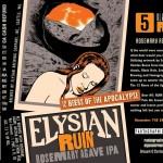 Elysian Releases Ruin Rosemary Agave IPA Next Week