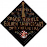 Pike Brewing Celebrates 50 Years of Seattle Space Needle with Golden IPA