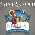Saint Arnold Homefront IPA Released This Thursday, May 24