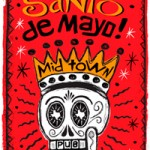 Saint Arnold Santo de Mayo Pub Crawl May 5, 2012