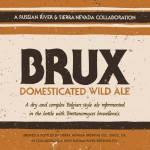 Sierra Nevada / Russian River BRUX Domesticated Wild Ale