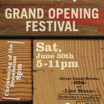 Crux Fermentation Project Grand Opening THIS SATURDAY June 30