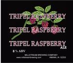Millstream Releasing Tripel Raspberry Next Week