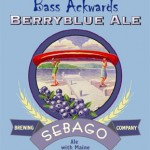 Sebago Releases Bass Ackwards Berryblue Ale This Friday