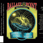 Ballast Point Sea Monster Imperial Stout