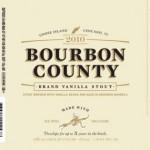 Goose Island Bourbon County Vanilla Stout
