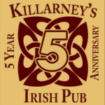 Killarney's 5th Anniversary June 16, 2012 (Tap List Included)