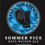 Steel Toe Brews Sommer Vice Hefe-Weizen Ale
