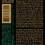 Stone Ruination Tenth Anniversary (back label)
