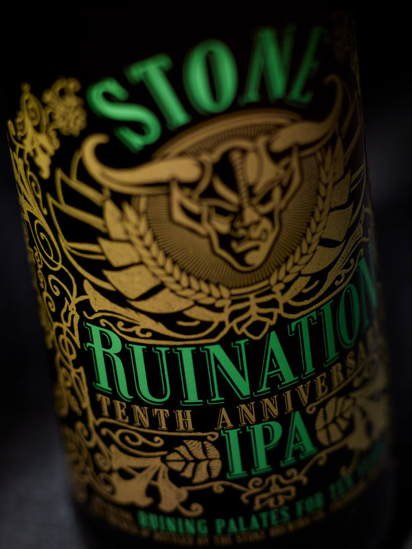 stone ruination ipa got awesome comments in 2015