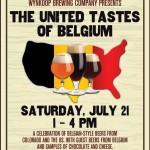Wynkoop's United Tastes Of Belgium, Banjo Billy Brewery Bus Tours